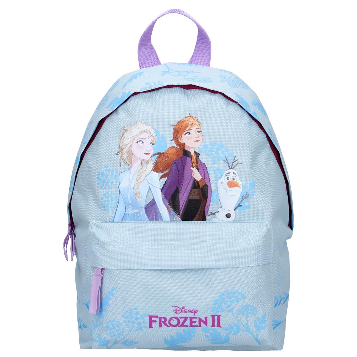 Sac à Dos \'Frozen - Reine des Neiges\' bleu ciel - 31x22x9 cm - [A0088]