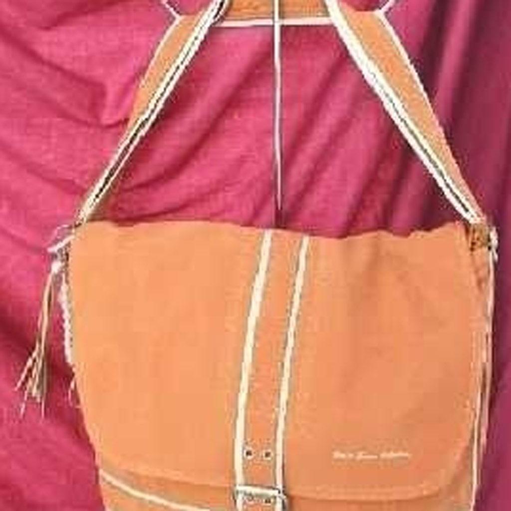 Besace \'Free Style\' Orange  - [C2087]