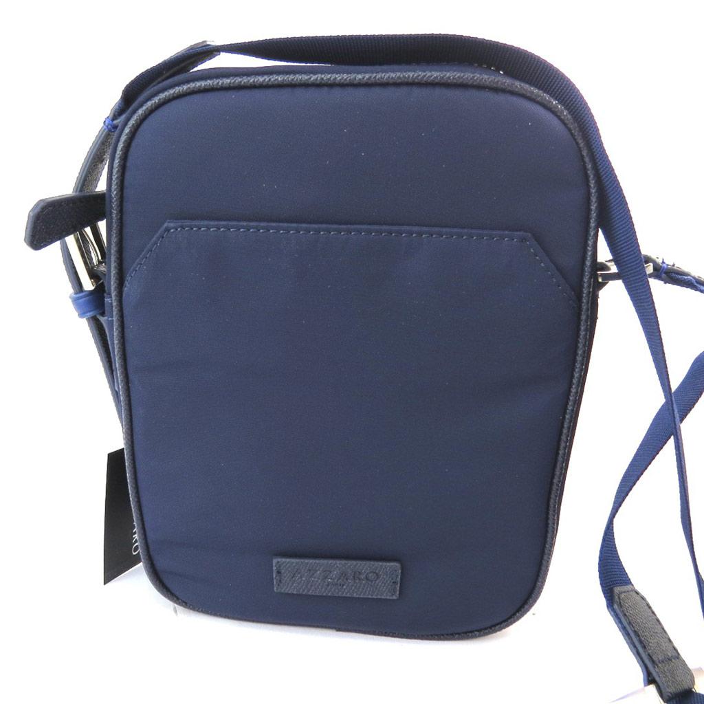 Porté-croisé \'Azzaro\' bleu - 22x165x5 cm - [N5465]