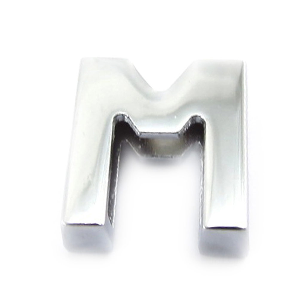 Maille \'Lily Art\' Lettre M - [C6414]
