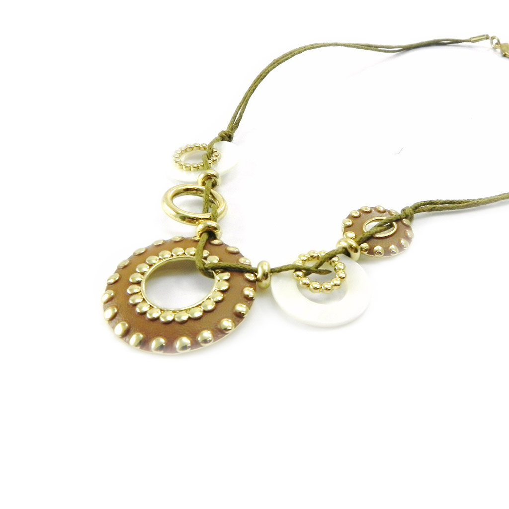 Collier \'Abstraction\'  - [D7645]