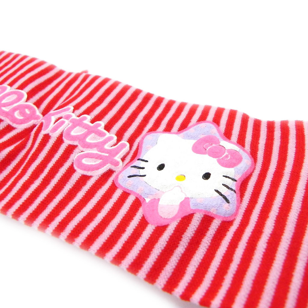 Bandeau \'Hello Kitty\' rouge - [H7258]