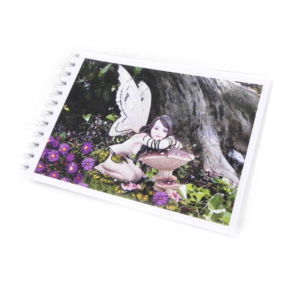 Carnet à spirales \'Fairy Dreams\'  - [I8553]