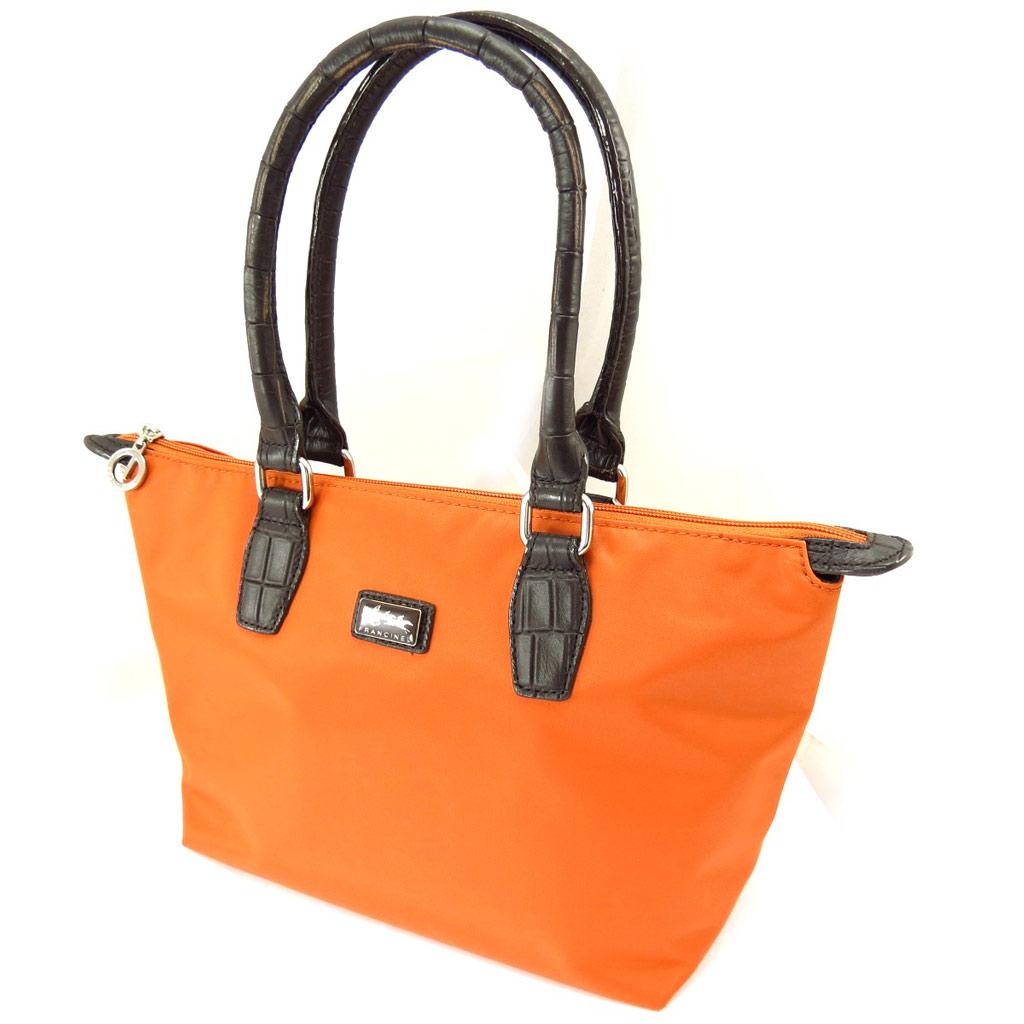 Cabas \'Lafayette\' orange (S) - [K4321]