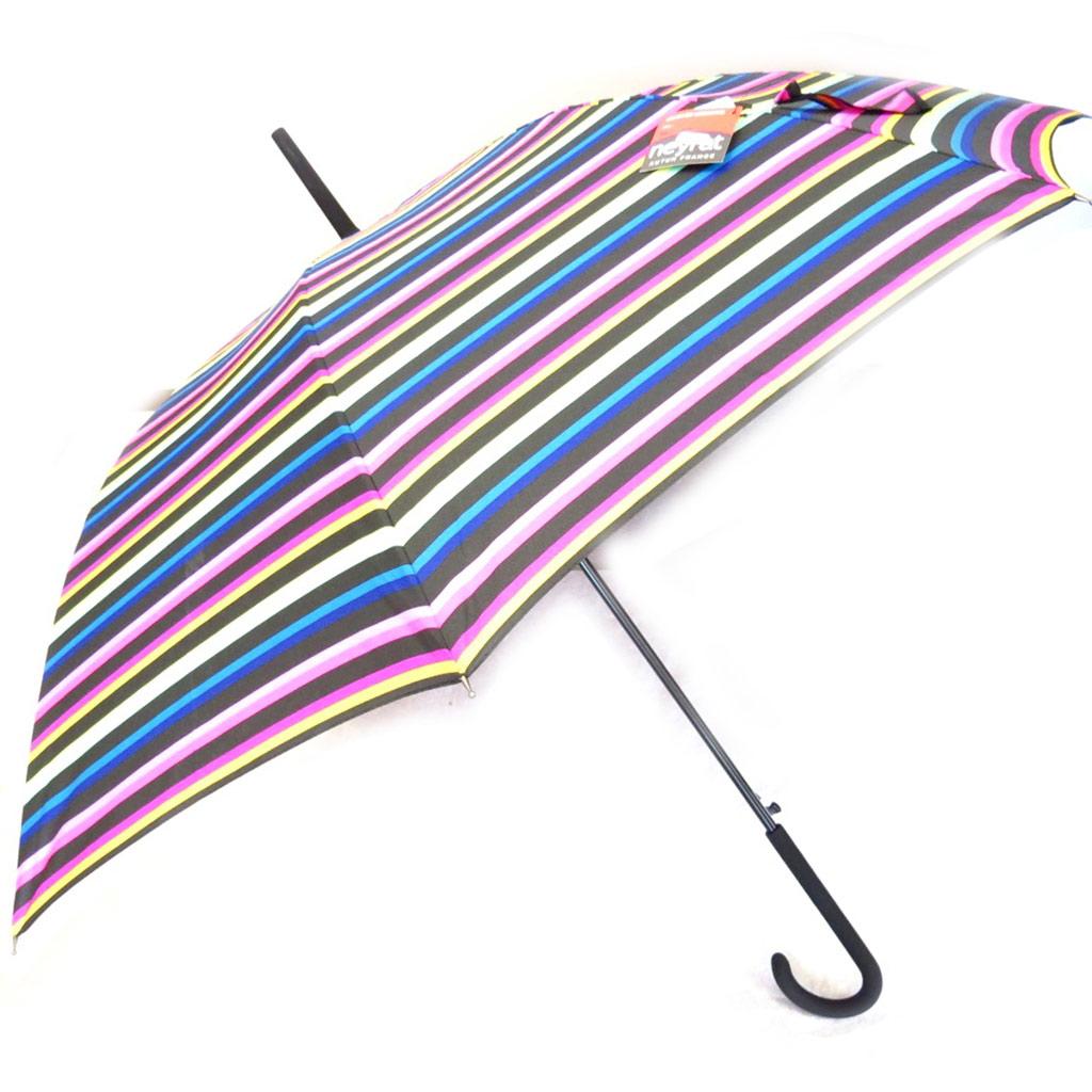 Parapluie canne Neyrat \'Coloriage\' multicolore - [K4423]