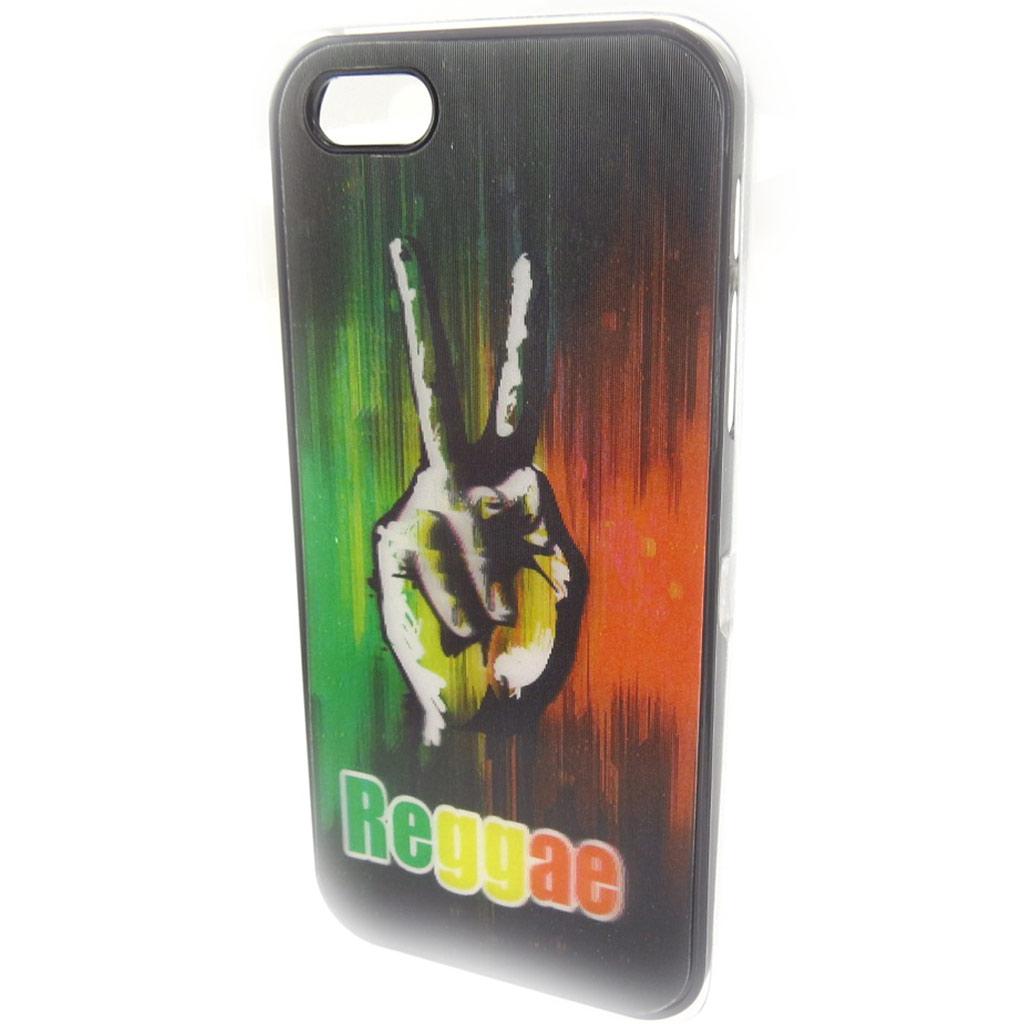 Coque créateur \'Jamaica\' Iphone 5 - [K4499]
