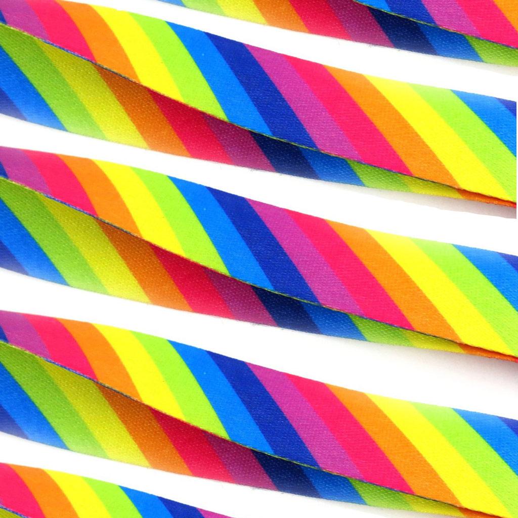 5 cordons téléphone clés \'Gay Pride\' arc en ciel - [K8597]