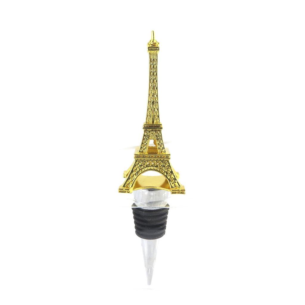 Bouchon créateur \'Paris\' doré (tour eiffel) - [M4884]