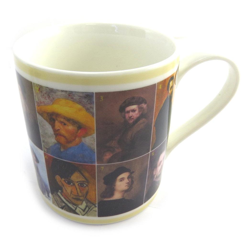 Mug créateur \'Artiste Peintre\'  - [N0848]