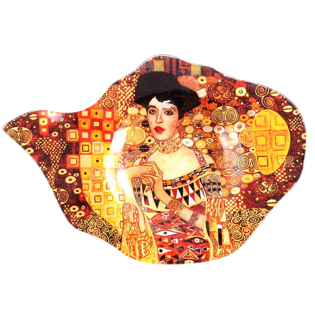 Repose sachets \'Gustav Klimt\' (Adele) - 14x95 cm - [Q0195]
