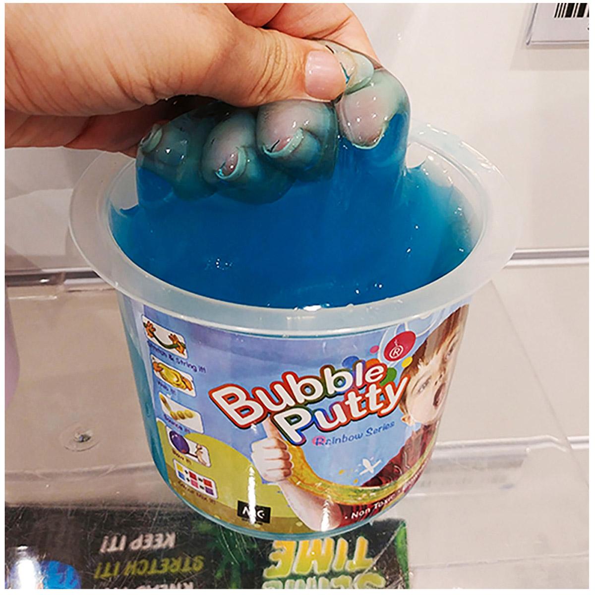 Pate gluante et dégoulinante \'Slime\' bleu - 500g - [R2374]