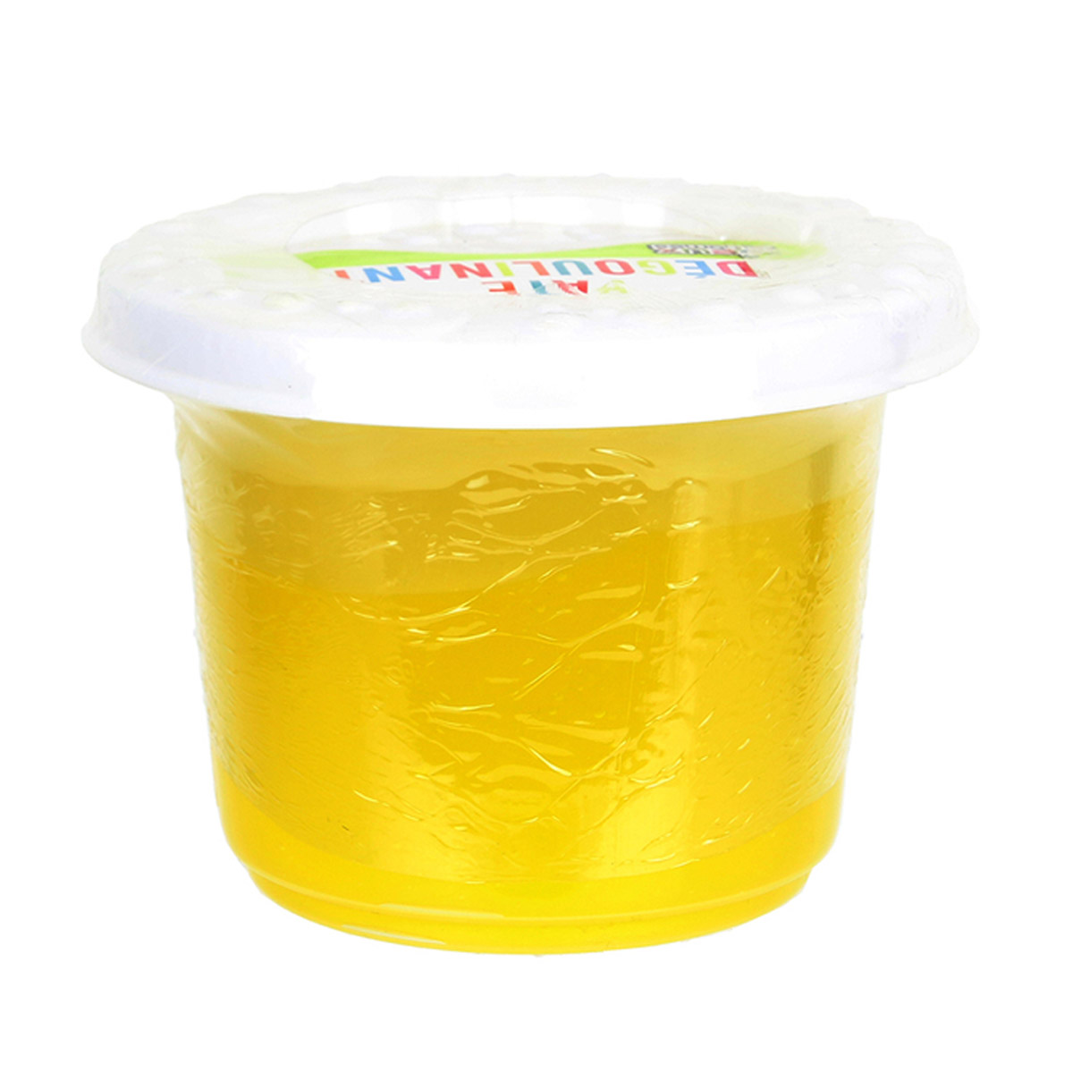 Pate gluante et dégoulinante \'Slime\' jaune - 500g - [R2376]