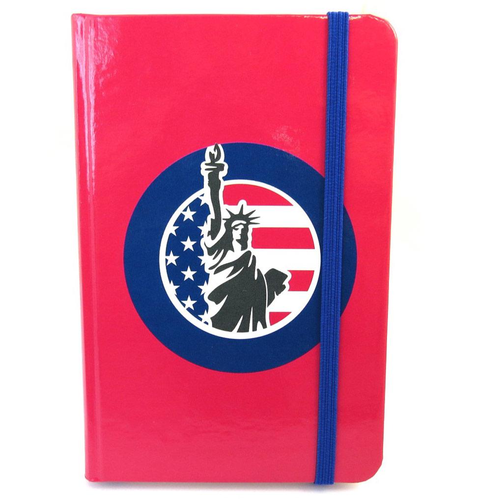 Carnet Intime \'America\' - statue de la liberté - [M2190]