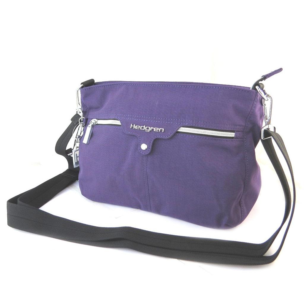 Sac bandoulière \'Hedgren\' violet - [N7781]
