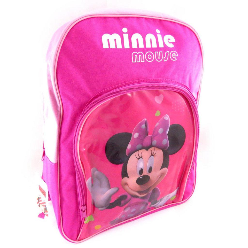 Sac à Dos \'Minnie\' rose - [J6356]