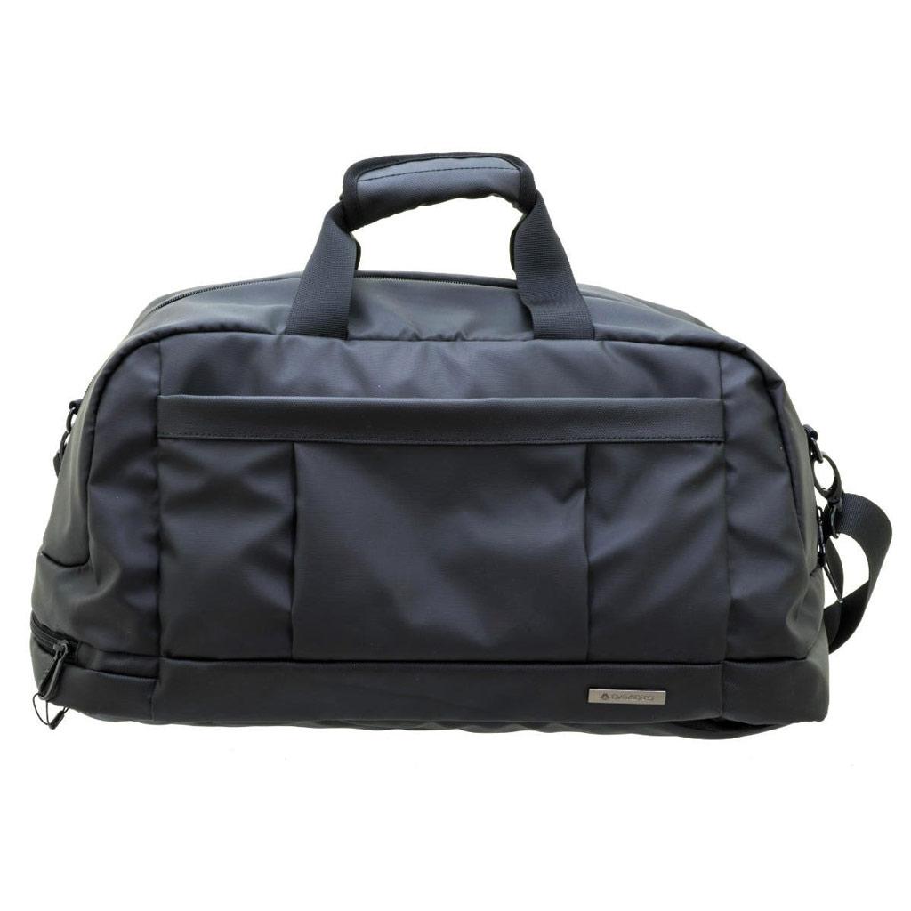 Sac de voyage et sac à dos \'Davidt\'s\' noir - 50x26x25 cm - [N7889]