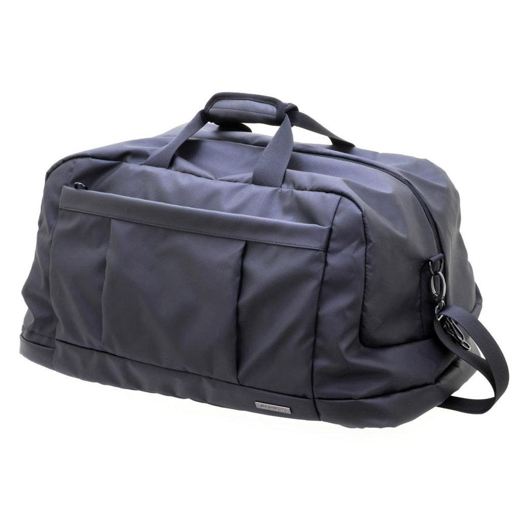 Sac de voyage et sac à dos \'Davidt\'s\' noir - 58x31x31 cm - [N7890]