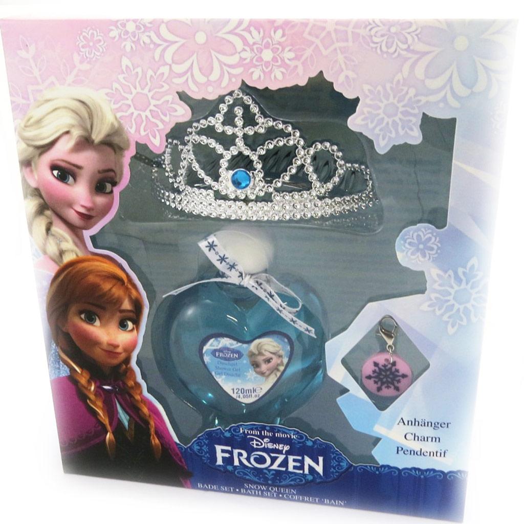 Coffret Gel douche + tiaré \'Frozen - Reine des Neiges\'  - [M2699]