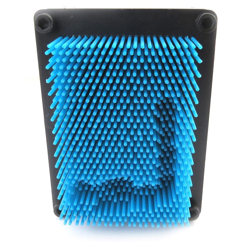 Cadeau \'Sculpture 3D\' bleu - [L9128]