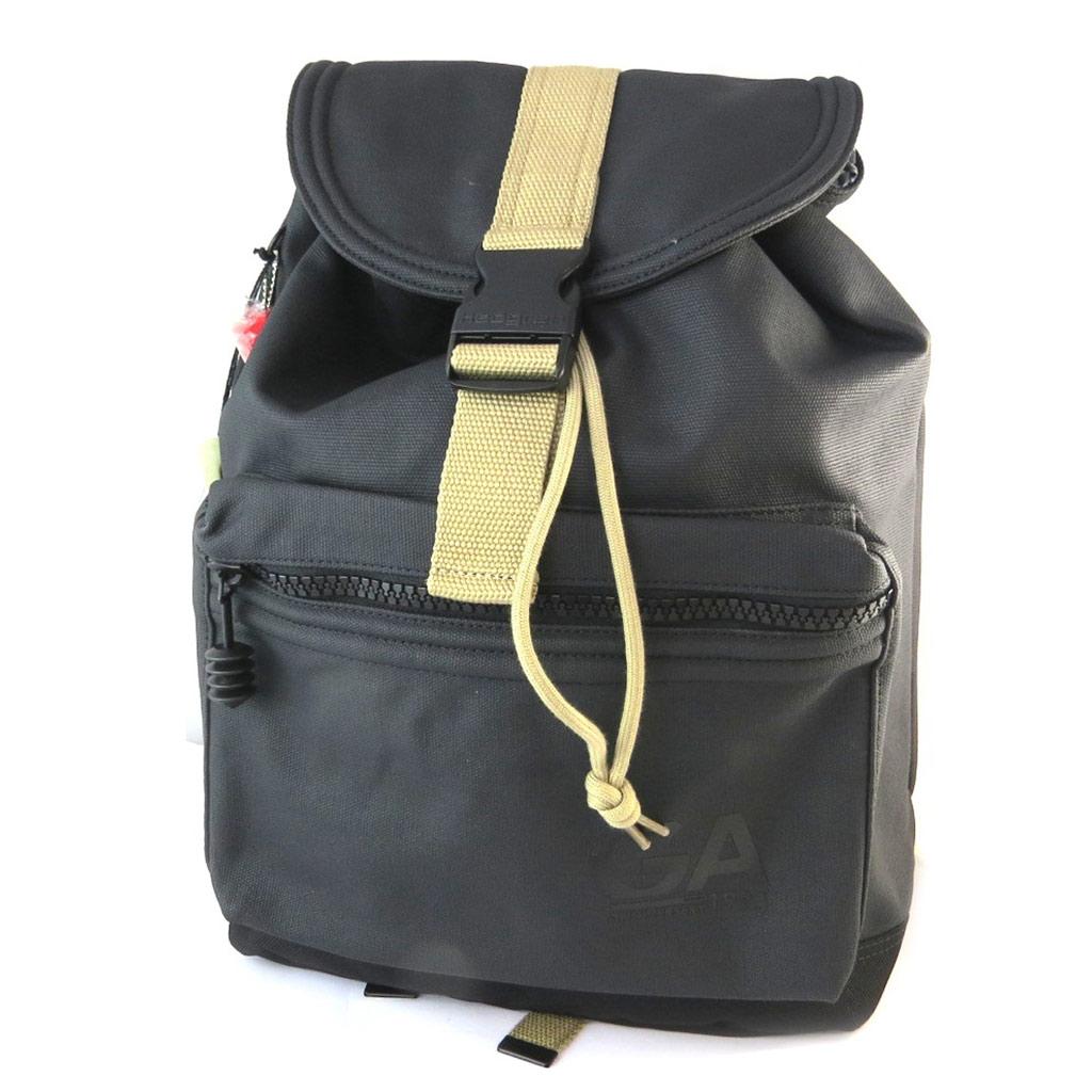 Sac à dos \'Hedgren\' noir beige - 46x41x15 cm - [N9973]