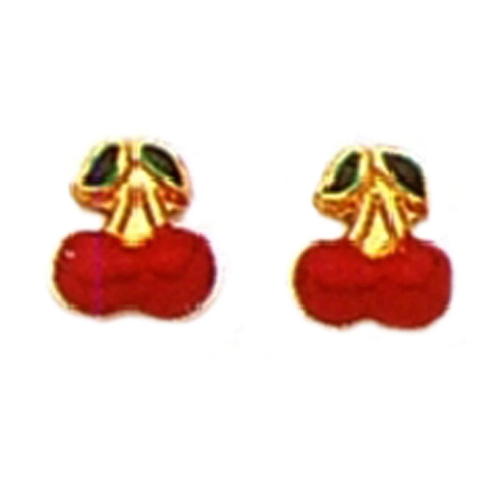 Boucles d\'Oreilles \'Or - 18 carats\'  - [O0012]