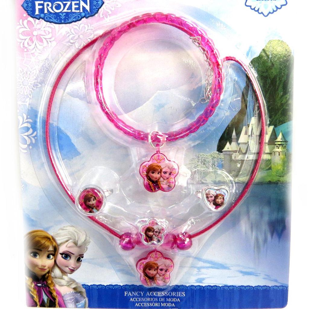 Parure \'Frozen - Reine des Neiges\' (5 pièces) - [M3048]