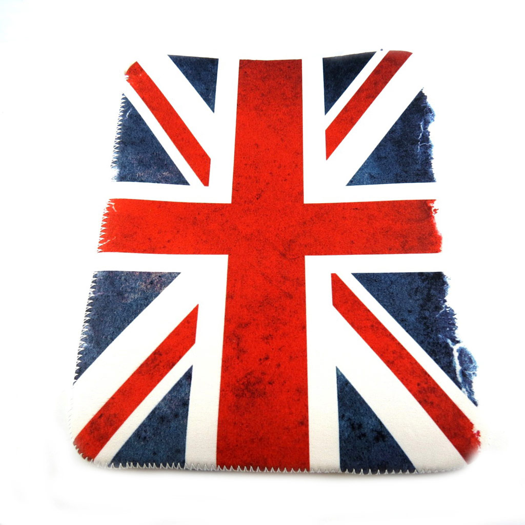 Etui tablette \'So British\' néoprène (8, 9\') - [L3071]