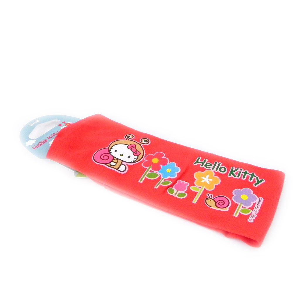 Bandeau \'Hello Kitty\' rouge - [H7231]