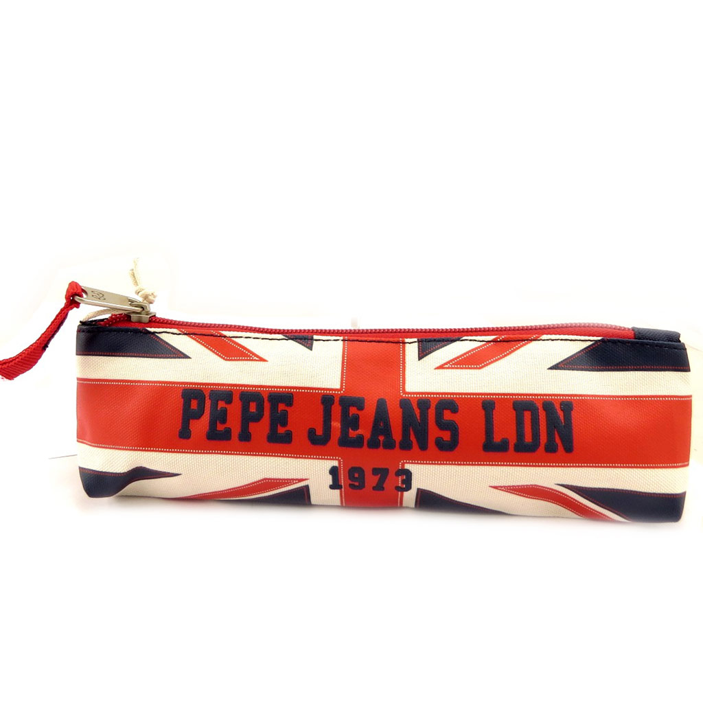 Trousse \'Pepe Jeans\' union jack  - [L0323]