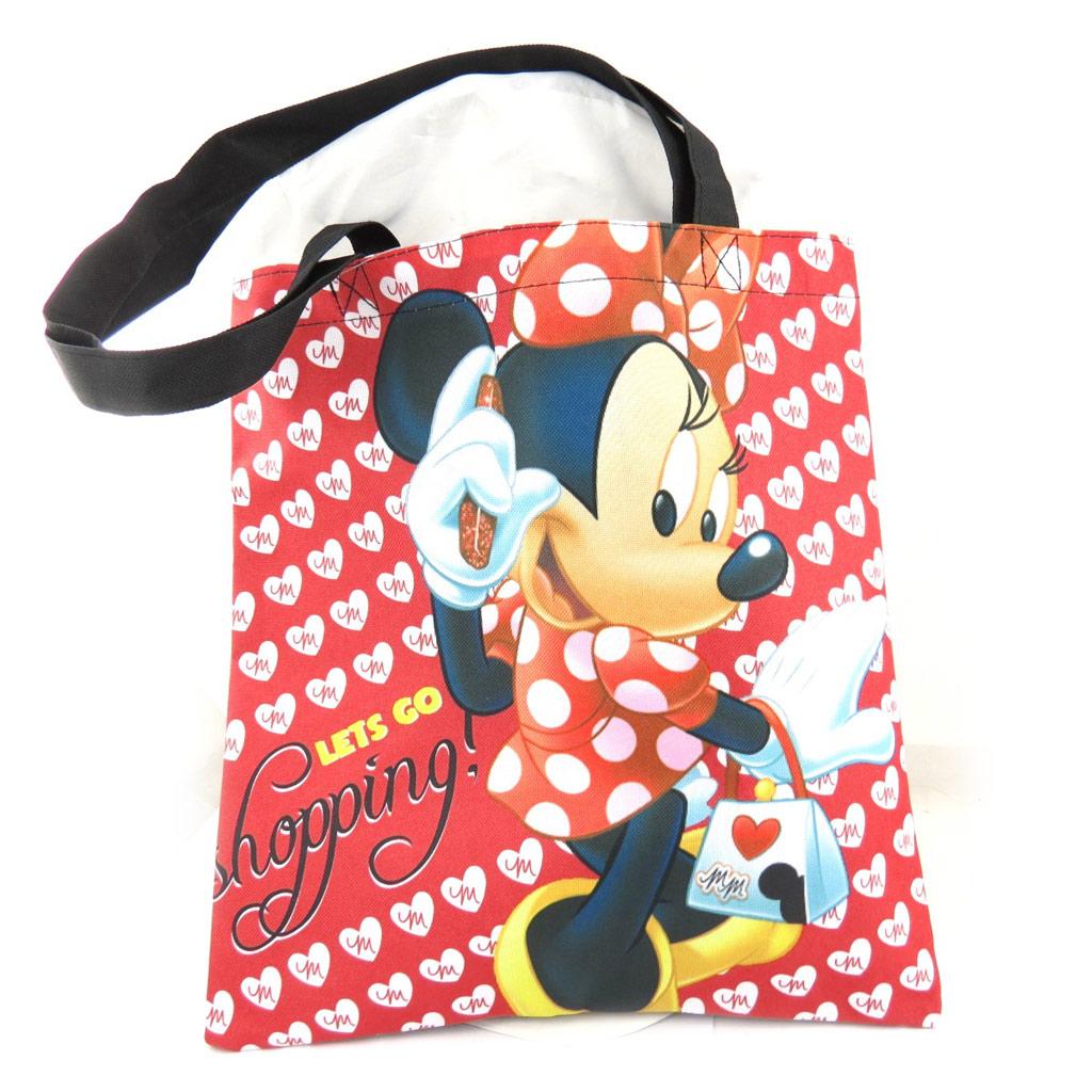 Sac shopping \'Minnie\' rouge - [K1687]