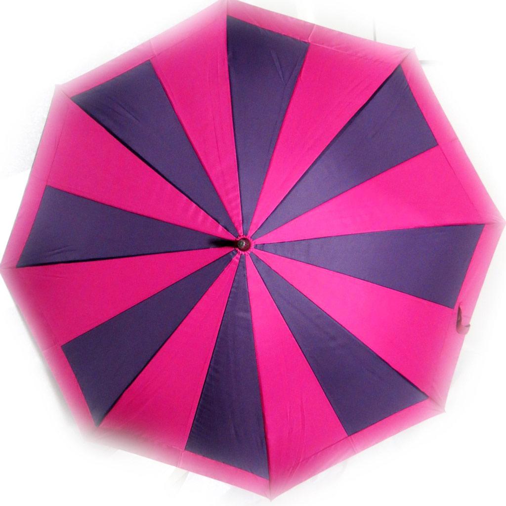 Parapluie Neyrat \'Coloriage\' rose violet - [K7928]