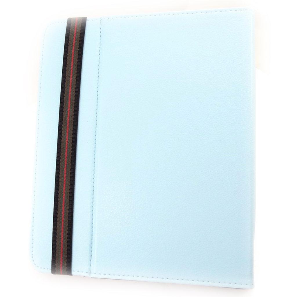 Coque Ipad \'Indispensable\' bleu ciel (97\') - [K8172]