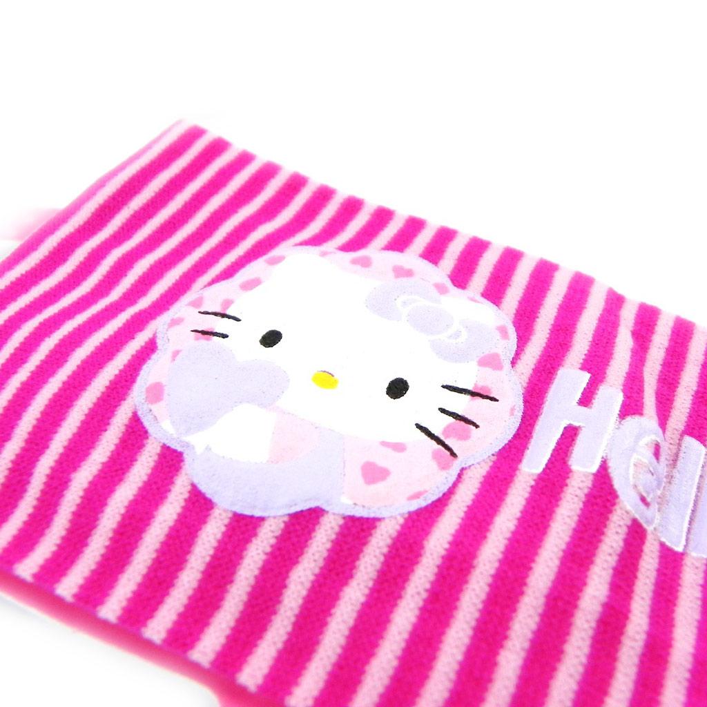 Bandeau \'Hello Kitty\' rose fuschia - [H7259]