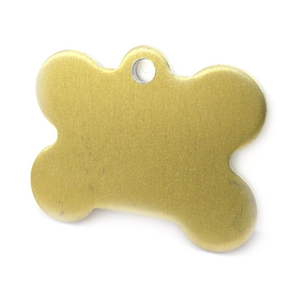 Médaille Animaux \'Os\' Doré - [C3719]