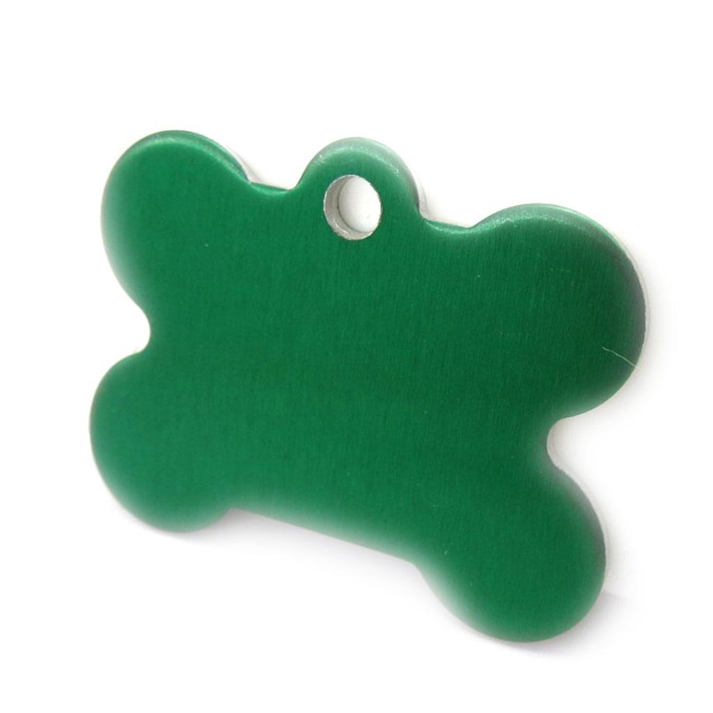 Médaille Animaux \'Os\' Vert - [C3720]