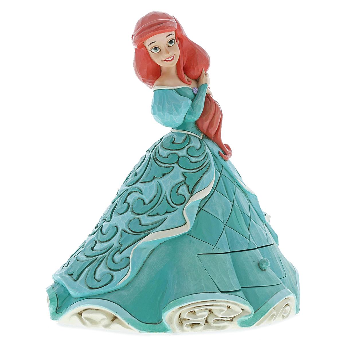 Figurine créateur \'Princesses Disney\' Ariel (Jim Shore) - hauteur 165 cm - [Q3412]