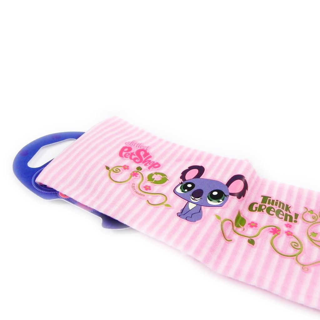 Bandeau \'Pet shop\' rose pâle - [H7264]