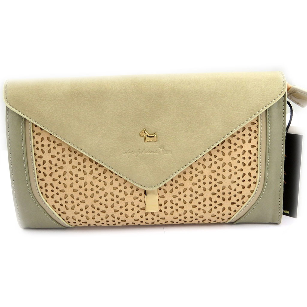 Sac créateur \'Dogs by Beluchi\' taupe - [L3310]