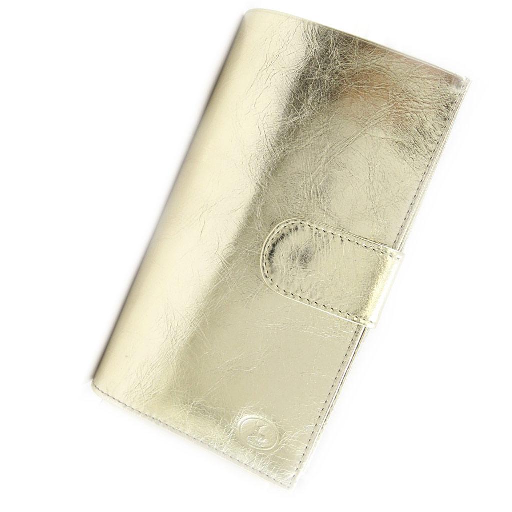 Compagnon Cuir \'Frandi\' doré platine - [L3365]
