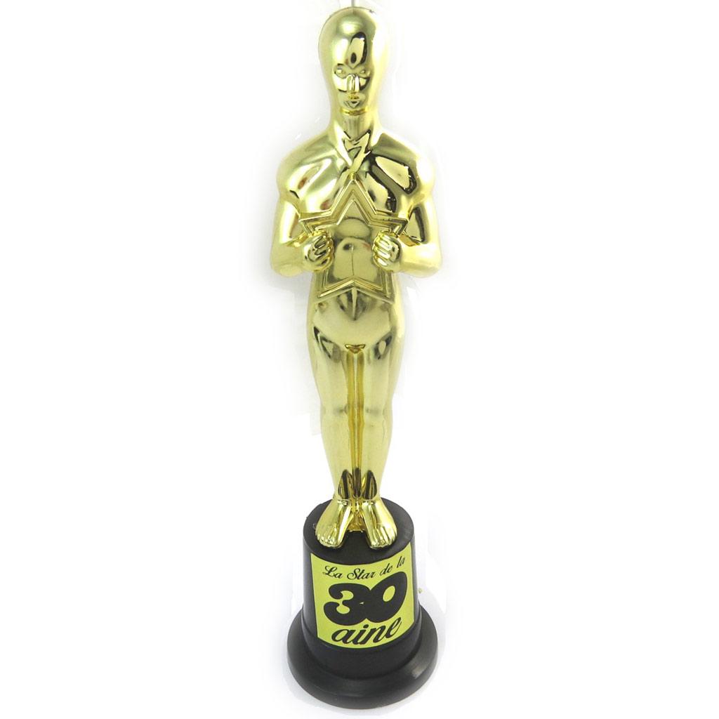 Trophée de star \'30 ans\'  - [N4128]