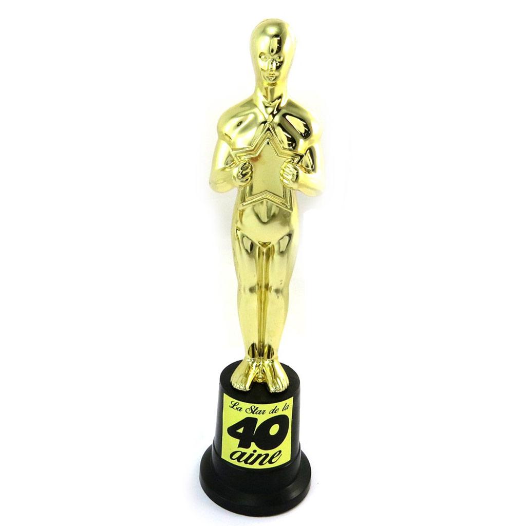 Trophée de star \'40 ans\'  - [N4129]