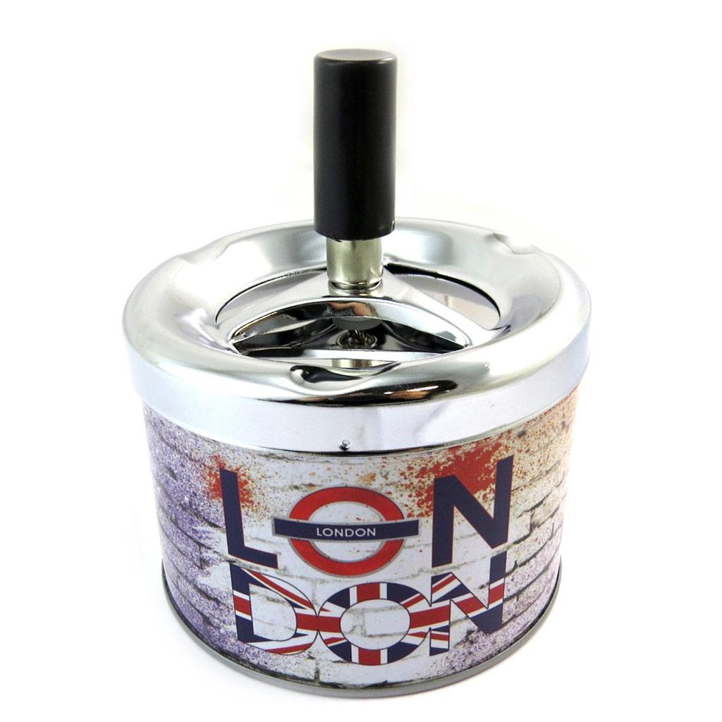 Cendrier métal \'So British\' Underground - [N4162]