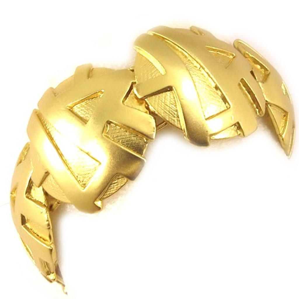 Bracelet Créateur \'DV - Antica\' Doré  - [C6458]