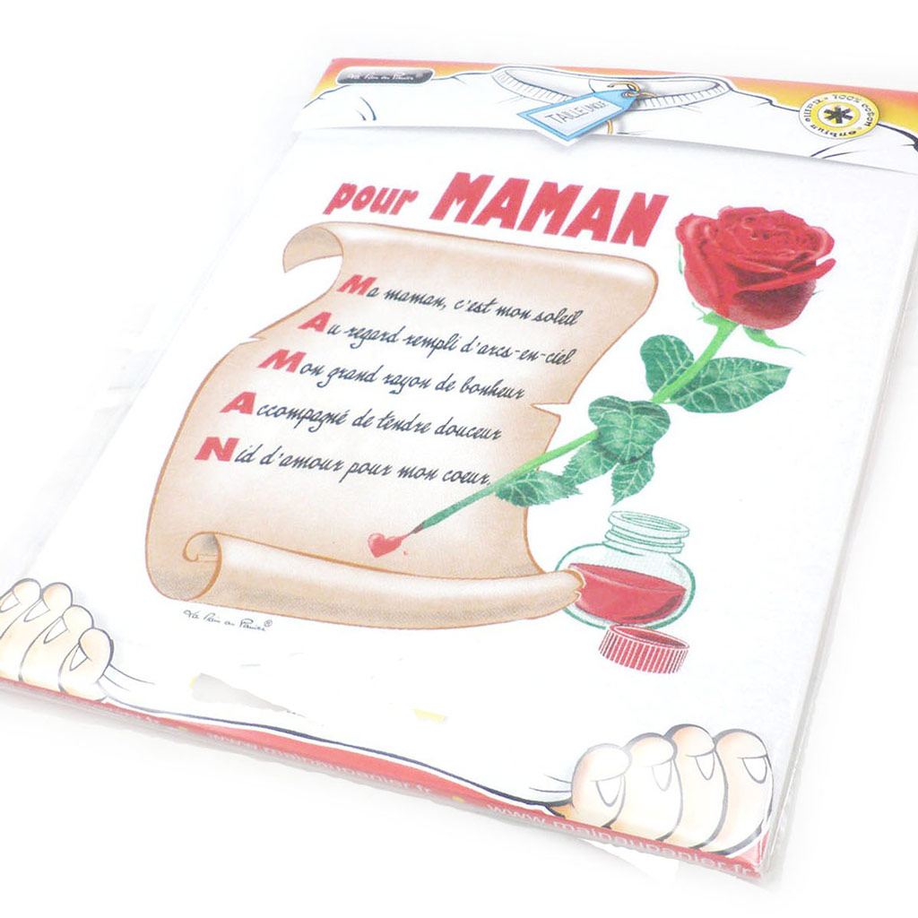 T-shirt \'Pour Maman\'  - [I9401]