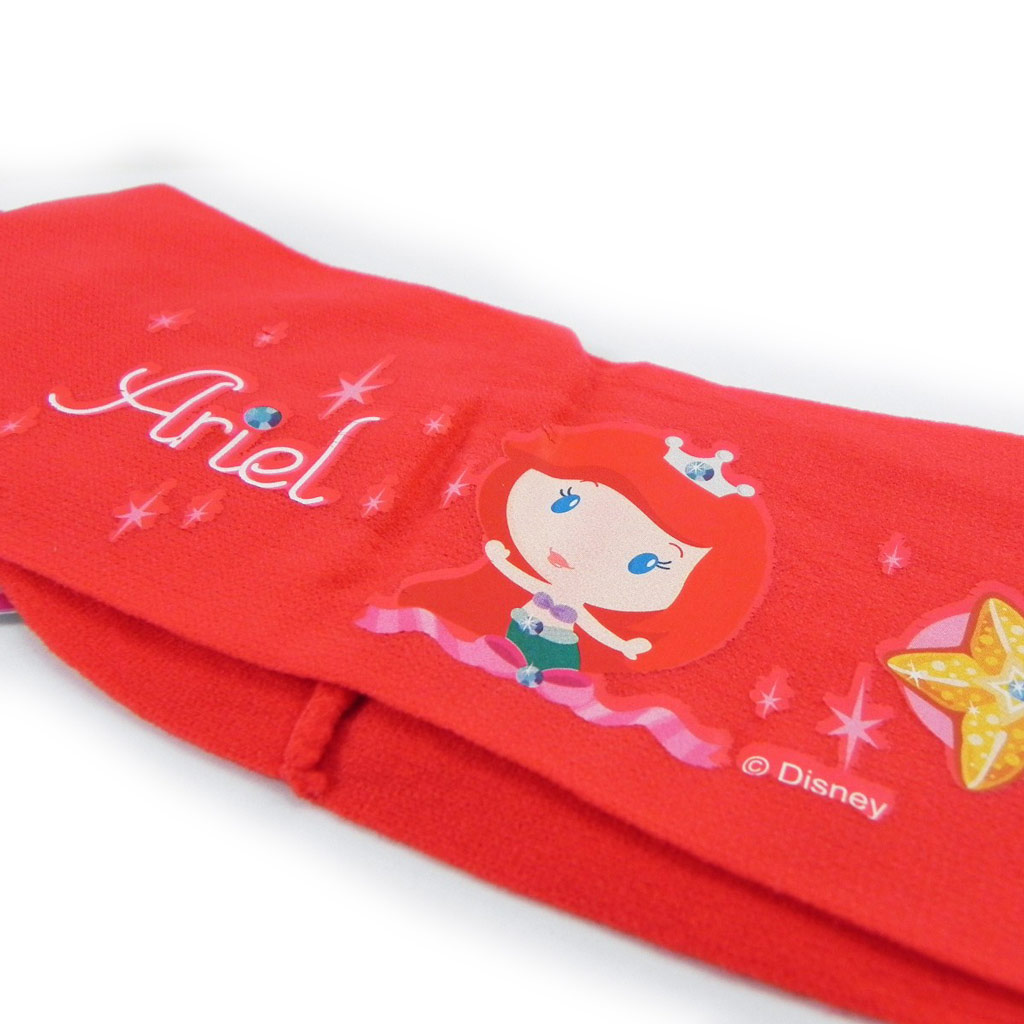 Bandeau \'Princess Jewels\' rouge - [H7290]