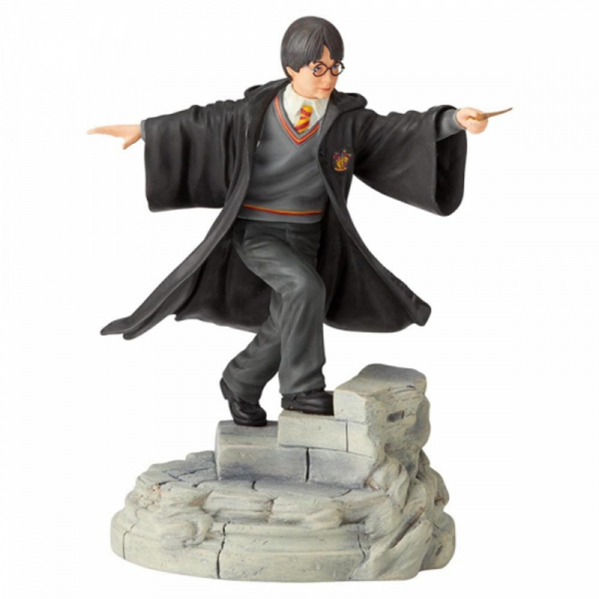 Figurine résine \'Harry Potter\' year one statue - 19x17x12 cm - [R2036]