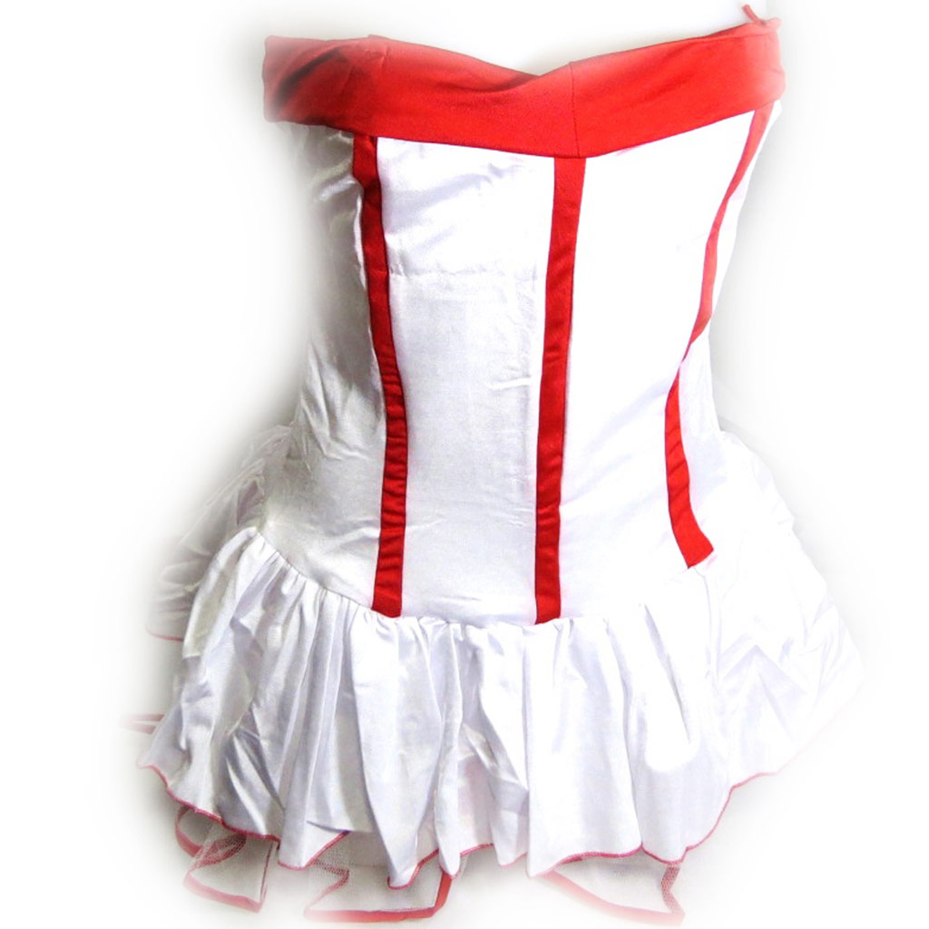 Déguisement \'Sexy Infirmière\' blanc - [K8508]