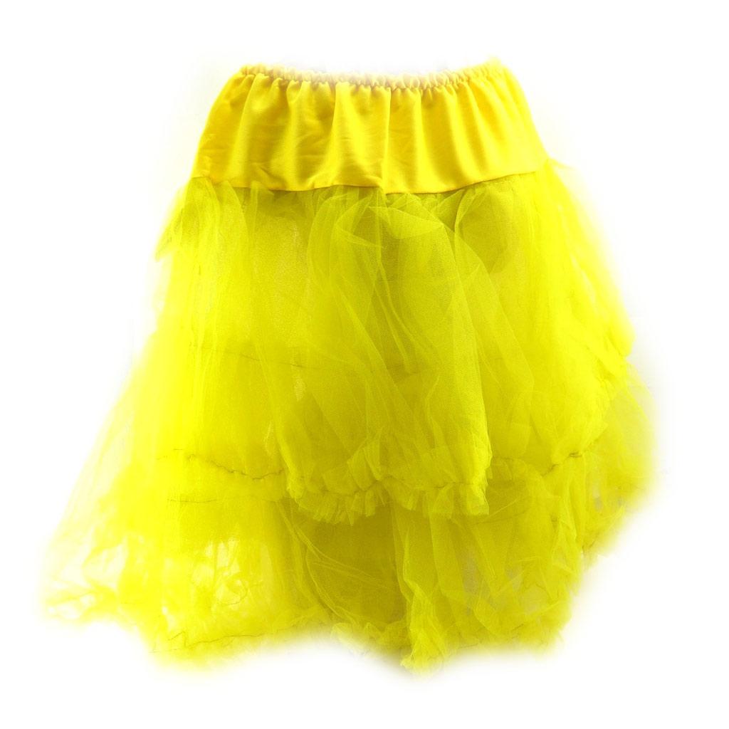 Tutu \'Coloriage\' jaune - [K5389]