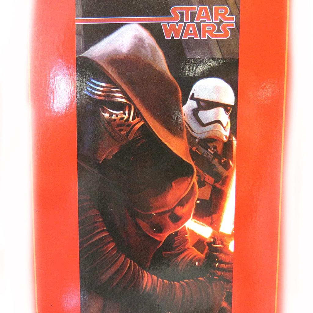 Drap de plage \'Star Wars\' noir rouge (70x140 cm) - [N4931]