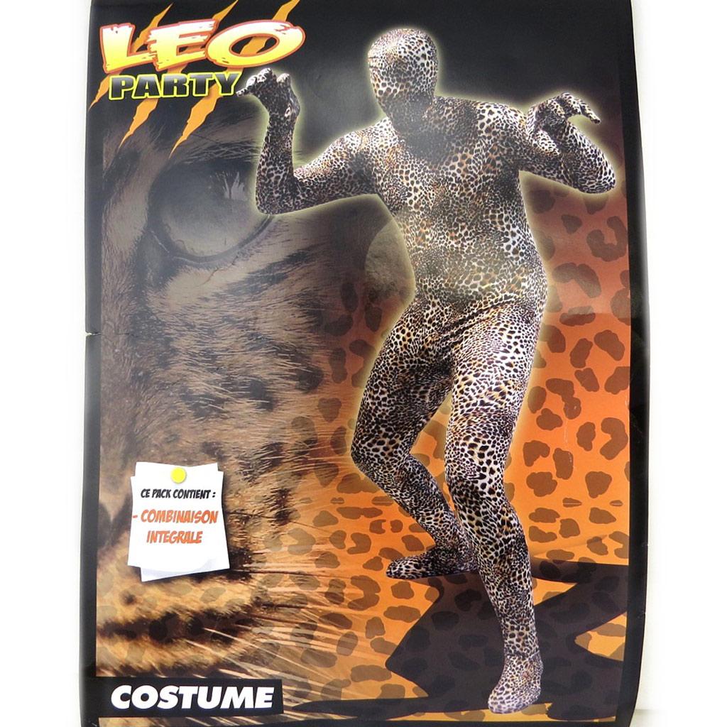 Déguisement combinaison \'Leopard\'  - [M5385]